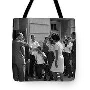 Desegregation, 1963 Tote Bag by Granger