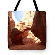 Desert Arch Tote Bag