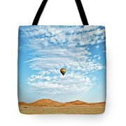 Desert Balloon Tote Bag