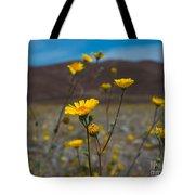 Desert Blooms Tote Bag