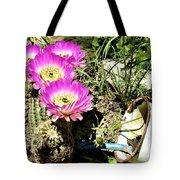 Desert Blossom Tote Bag