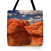 Desert Brain Rocks Tote Bag