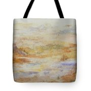 Desert Canyon  Tote Bag