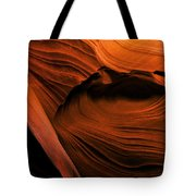 Desert Carvings Tote Bag