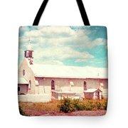 Desert Chapel Tote Bag