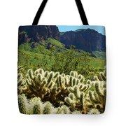 Desert Cholla 1 Tote Bag