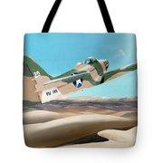 Desert Cobra Tote Bag
