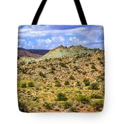 Desert Colors Tote Bag
