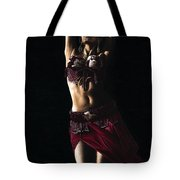 Desert Dancer Tote Bag by Richard Young