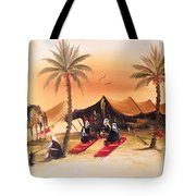 Desert Delights Tote Bag