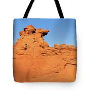 Desert Dog Tote Bag