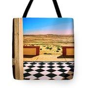 Desert Dreamscape Tote Bag