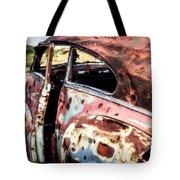 Desert Drive Tote Bag