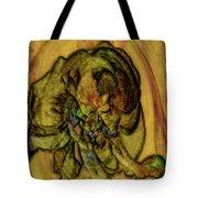 Desert Flower Dream Tote Bag
