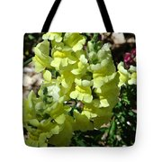 Desert Flowers Virginia City Nevada Tote Bag