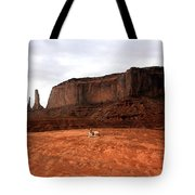 Desert Friend Tote Bag