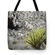Desert Green Tote Bag