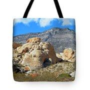 Desert Hikers Tote Bag