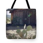 Desert Home Tote Bag