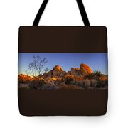 Desert Light Tote Bag