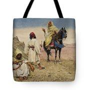 Desert Nomads Tote Bag