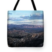 Desert Overlook #2 Tote Bag