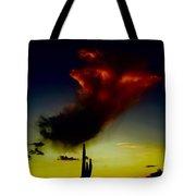 Desert Phantom Tote Bag