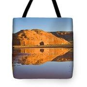 Desert Pools Tote Bag by Mike  Dawson