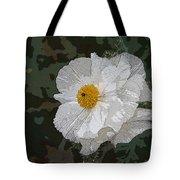 Desert Poppies Tote Bag