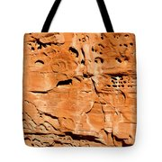 Desert Rock Tote Bag