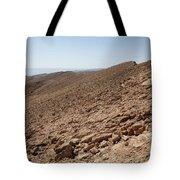 Desert Rock Tote Bag