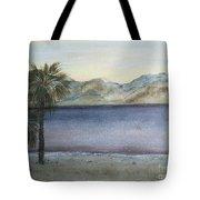 Desert Sea Tote Bag