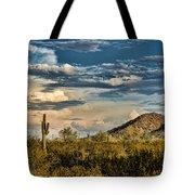 Desert Sky - San Tan Arizona Tote Bag