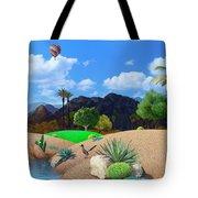 Desert Splendor Tote Bag