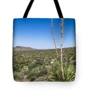 Desert Spoon Tote Bag