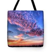Desert Sunset 2 Tote Bag