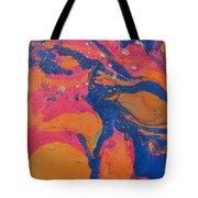 Desert Swirl Tote Bag