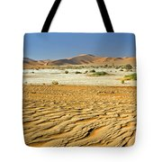 Desert Texture In Namib-naukluft Tote Bag