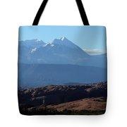Desert To Mountains Tote Bag