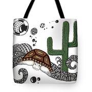 The Desert Tortoise Tote Bag