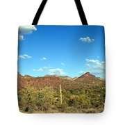 Desert View 340 Tote Bag