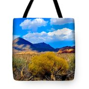 Desert View Tote Bag