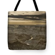Desert View II - Anselized Tote Bag