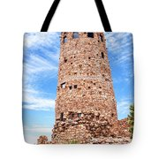 Desert View Tower, Grand Canyon Tote Bag