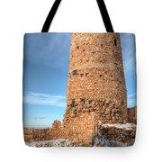 Desert View Watchtower Tote Bag