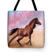 Desert Wind Tote Bag