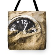 Deserted In Time Tote Bag