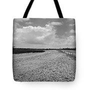 Desertic Landscape Tote Bag