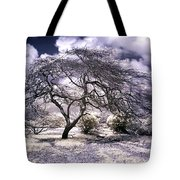 Desertic Tree Tote Bag