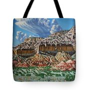 Ghost Ranch New Mexico Tote Bag